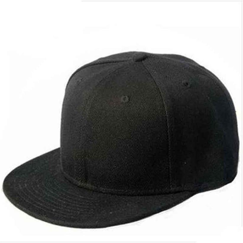 Newly Design Black Blank Plain Snapback Hats Hip-Hop Adjustable Bboy Baseball Cap June30Одежда и ак�е��уары<br><br><br>Aliexpress