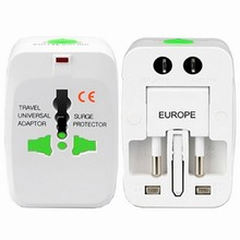 Buy 10PCS Universal World Wide Travel Power Plug Adapter Adaptor Wall Charger AC Power AU UK US EU Plug Converter Home Accessories for $30.00 in AliExpress store