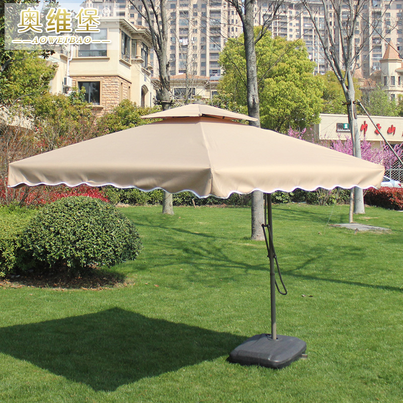 Outdoor umbrellas sun umbrella patio security guard post stall Rome<br><br>Aliexpress