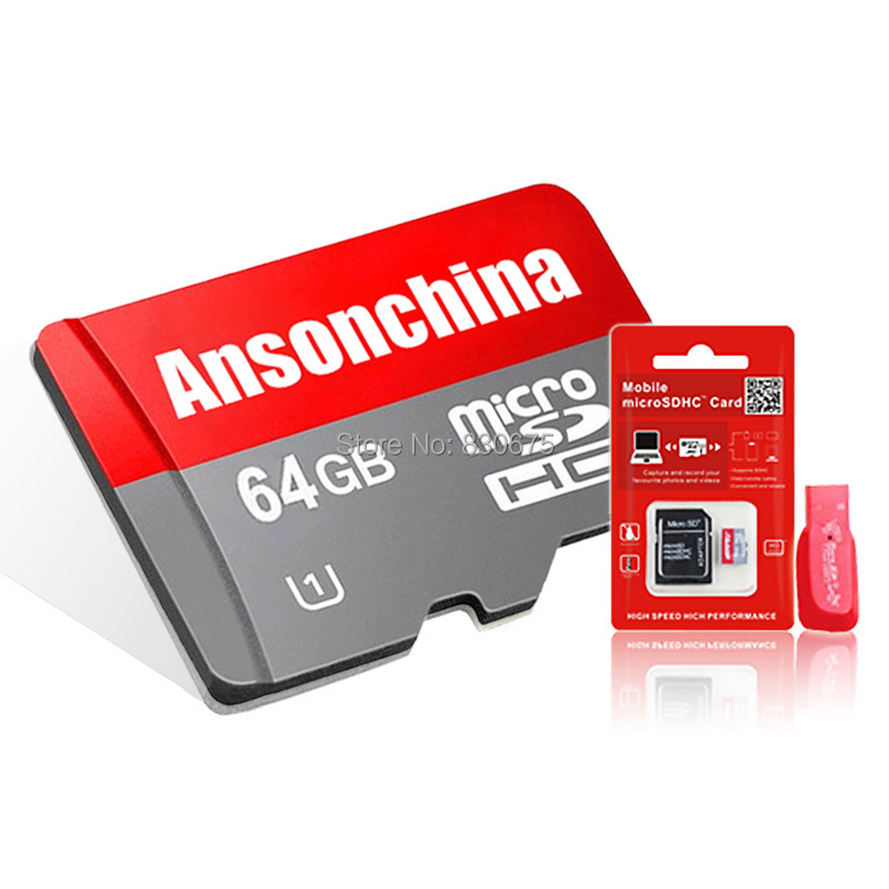 Карта памяти Ansonchina SD 8GB 16G 32 64GB 10 /tf + SD + + SDNC032V0324 карта памяти ansonchina h2testw 10 sd 64 tf 32 16 8 usb sdnc064g0324