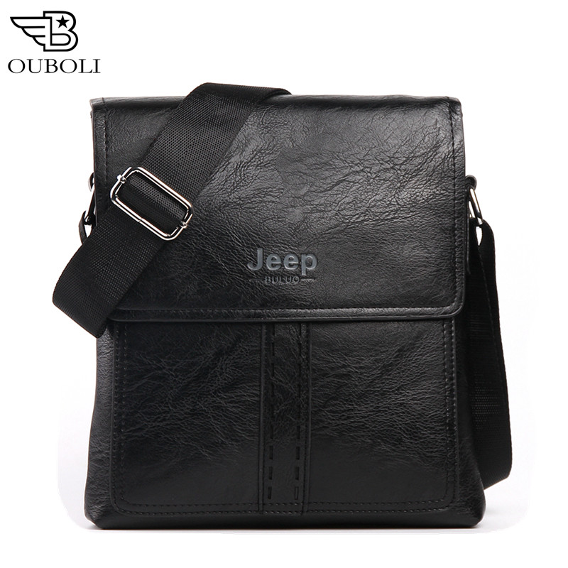 2016 New Cow Genuine Leather Men Messenger Bag Business Brand Designer Real Leather Crossbody Handbag Travel Man Bag(China (Mainland))