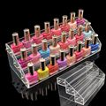Hot Make Up Organizer 3 Floors Storage Box Acrylic Nail Makeup Organizer US AU DE Stock