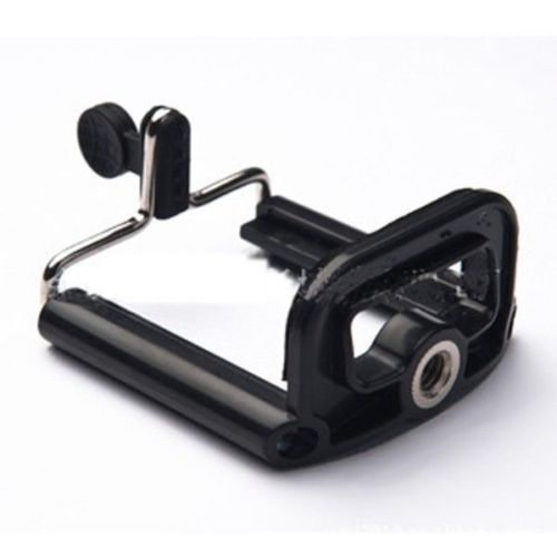 Universal Mobile Phone Clip Holder mount bracket Adapter For Smartphone camera cell Phone Tripod stand Mount Adapter(China (Mainland))