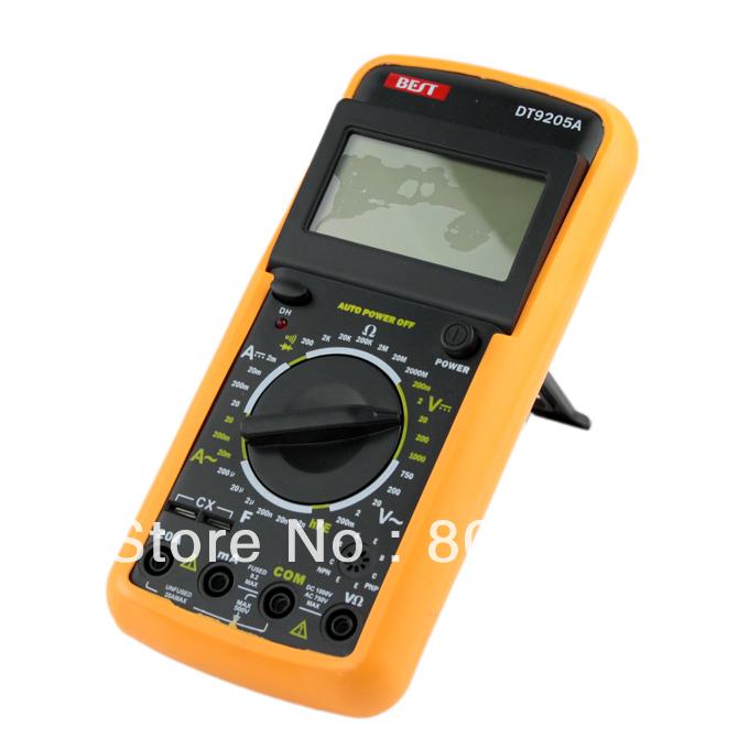 Digital Electronic Tester : Ac dc digital clamp multimeter electronic tester meter in