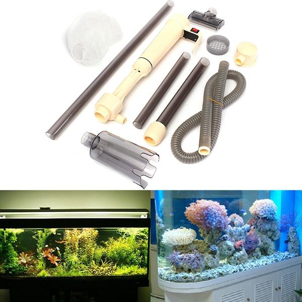 Насос для чистки аквариума