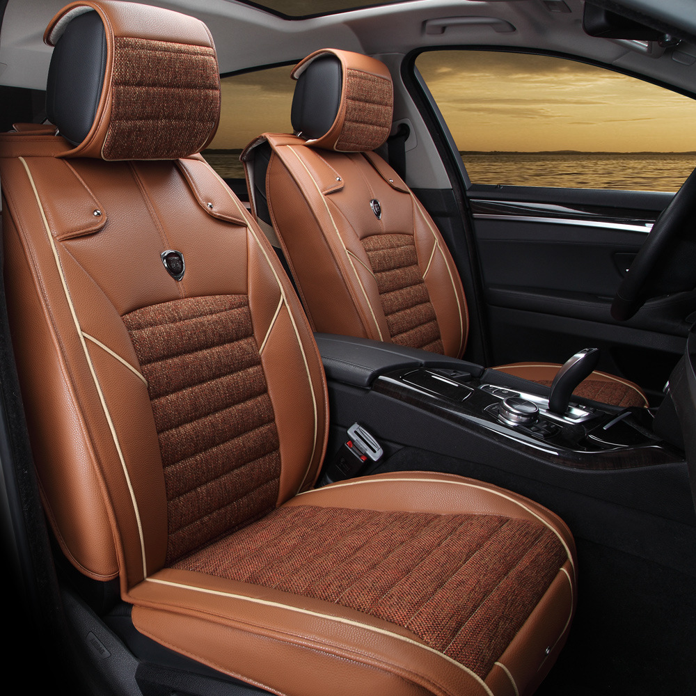 New Leather Seats For My Car