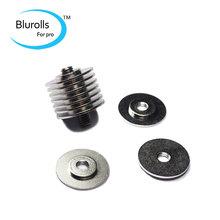 Reprap 3D printer parts DIY M6 threaded heat sink washers for all metal hot end 10 pcs/set aluminum alloy