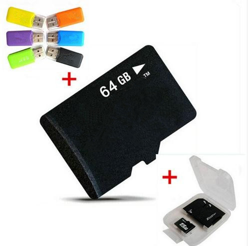 Promotion Micro SD Card Class 10/6 4g 8g 16g 32g 64g 128g TF Memory Card super mini T-Flash+free reader+adapter Gfit(China (Mainland))