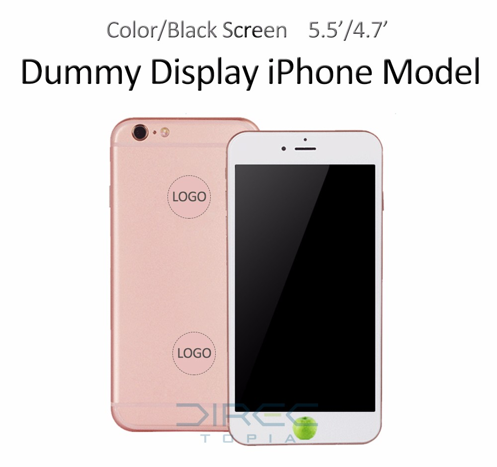 Premium Non-Working Dummy Fake Phone Display Metal Model case for iPhone 6s 6 Plus for iPhone SE 5s 5 Phone Dummy Celular