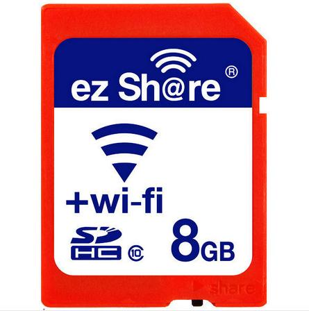High Quality Original EZ Share Micro TF Card Adpater Wifi wireless 8G 16G 32G Memory Card TF Card Micro TF Card Reader(China (Mainland))
