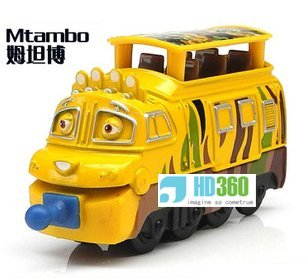 Chuggington Diecast train -Mtambo
