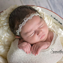 Buy Newborn Headband Photography props Pearl Flower Headband Lovely Kids Girls Hair Band Accessories Photo Props for $1.42 in AliExpress store