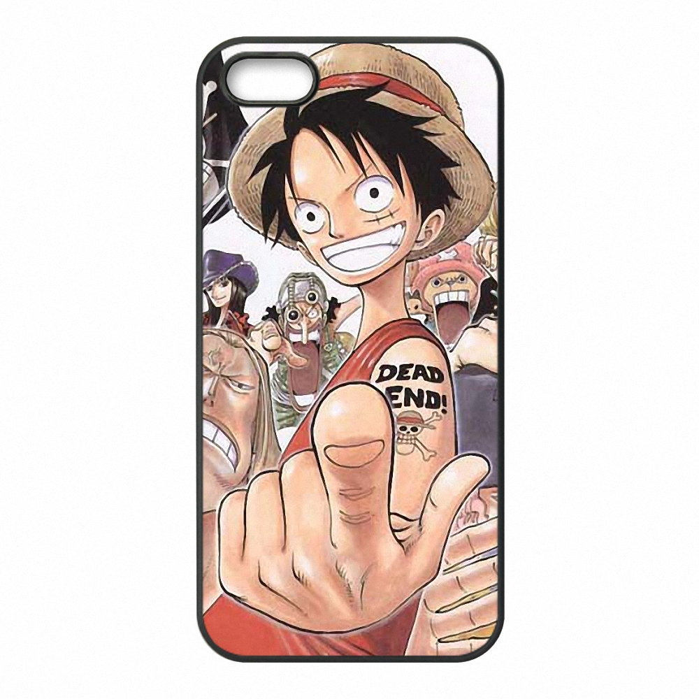 Live Love phone Straw Hat Luffy anime boy For Samsung Galaxy S2 S3 S4 S5 S6 S7 edge mini Active Ace Ace2 Ace3 Ace4(China (Mainland))