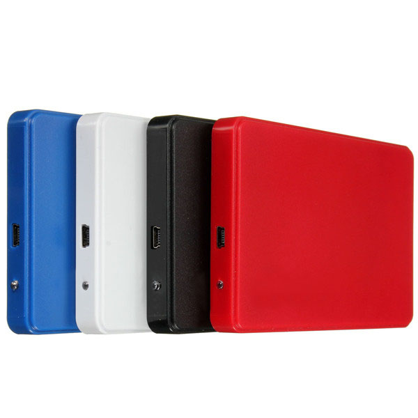 New Arrival High Quality USB 2.0 HDD Case Hard Drive Disk External Storage Enclosure 2.5inch Mobile Disk Box(China (Mainland))