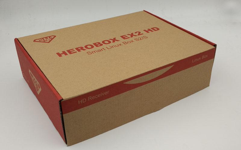 2016 last version BCM7362 HEROBOX EX2 HD pro v3 Satellite Receiver Linux System Enigma2 Mini VU+ Solo pro v3 Youtube IPTV(China (Mainland))