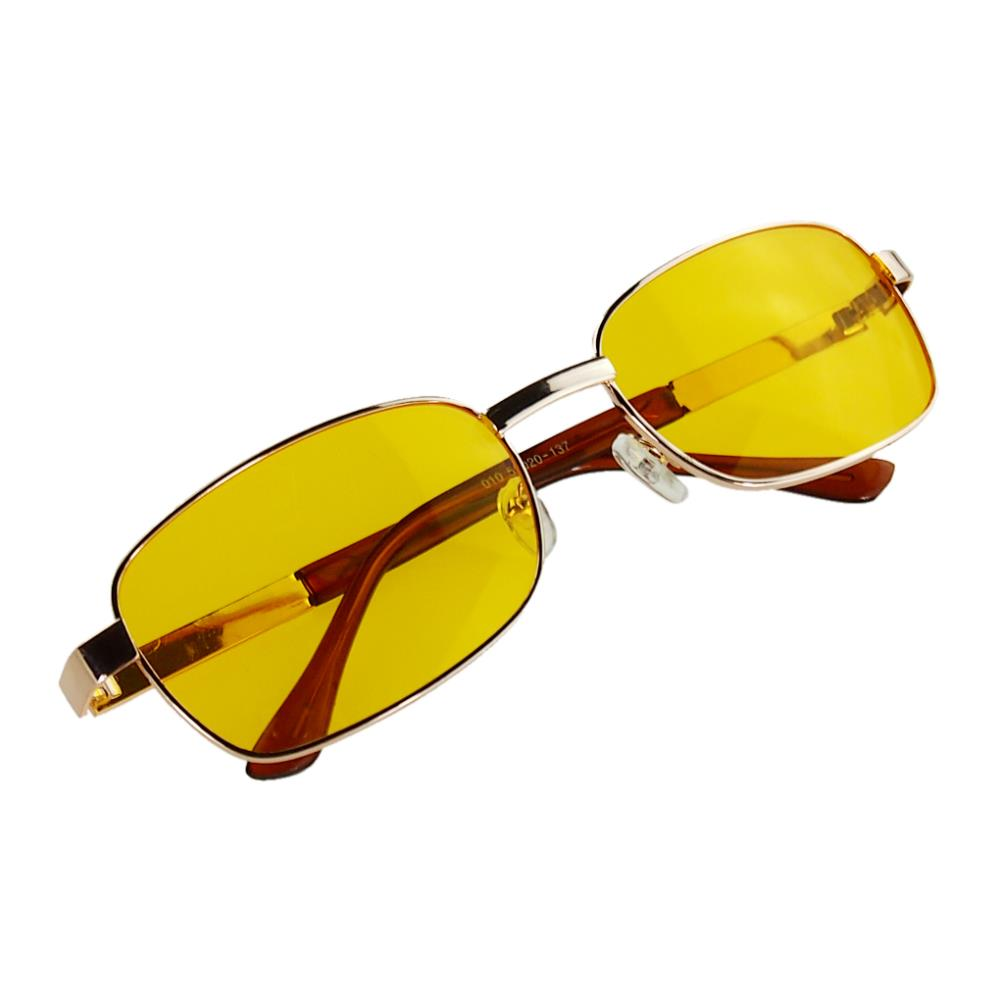2015 New Arrival Polarized UV Sunglasses Night Vision Driving Glasses Yellow lens male and female Unisex