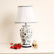Recalling home furnishings Markor American Ceramic hand-painted porcelain lamp 5-D(China (Mainland))