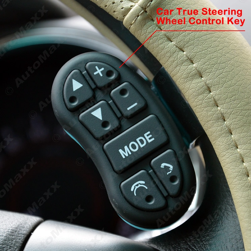 Car Universal Steering Wheel Control Key Button Speicial For Car Android DVD/GPS Navigation Player Bluetooth Phone J-4252<br><br>Aliexpress