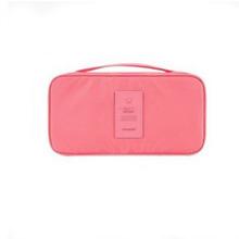 Waterproof Women Girl Lady Portable Travel Bra Underwear Lingerie Organizer Bag Cosmetic Makeup Toiletry Wash case Bags