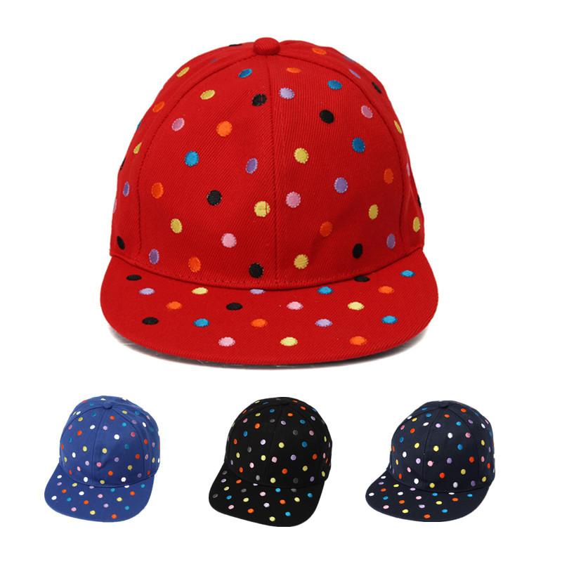 Hot Sale New Spring And Summer Baby Infant Boy Adjustable Baseball Cap Kids Snapback Hip-Hop Hats 1-6 Years Sun Hat(China (Mainland))