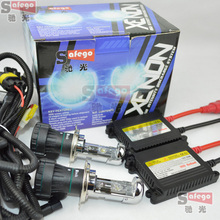 Buy 1 set h4 bi xenon,H13 9004 9007 bi xenon High Low Beam, Flexible Xenon HID KIT SET 35W HID XENON kit DC12V hid conversion kit for $32.19 in AliExpress store