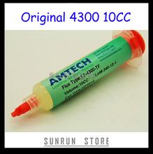 Freeshipping 100% Original Water-Washable LF-4300-TF 10CC Solder Paste AMTECH Solder Flux(China (Mainland))