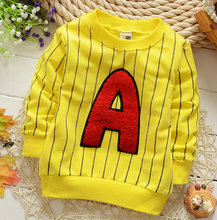 (1piece /lot) 100% cotton 2015 a  baby outerwear(China (Mainland))