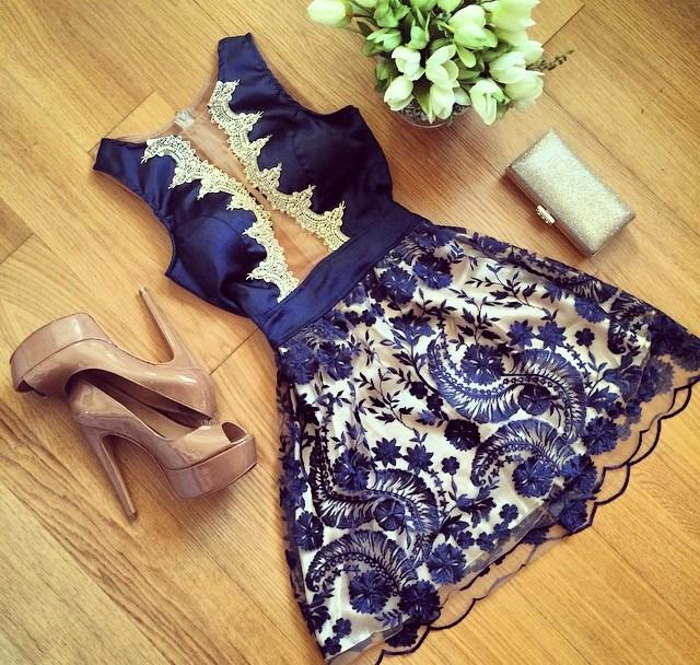 Женское платье Lace dress 2015 vestidos , o женское платье summer dress 2015cute o women dress