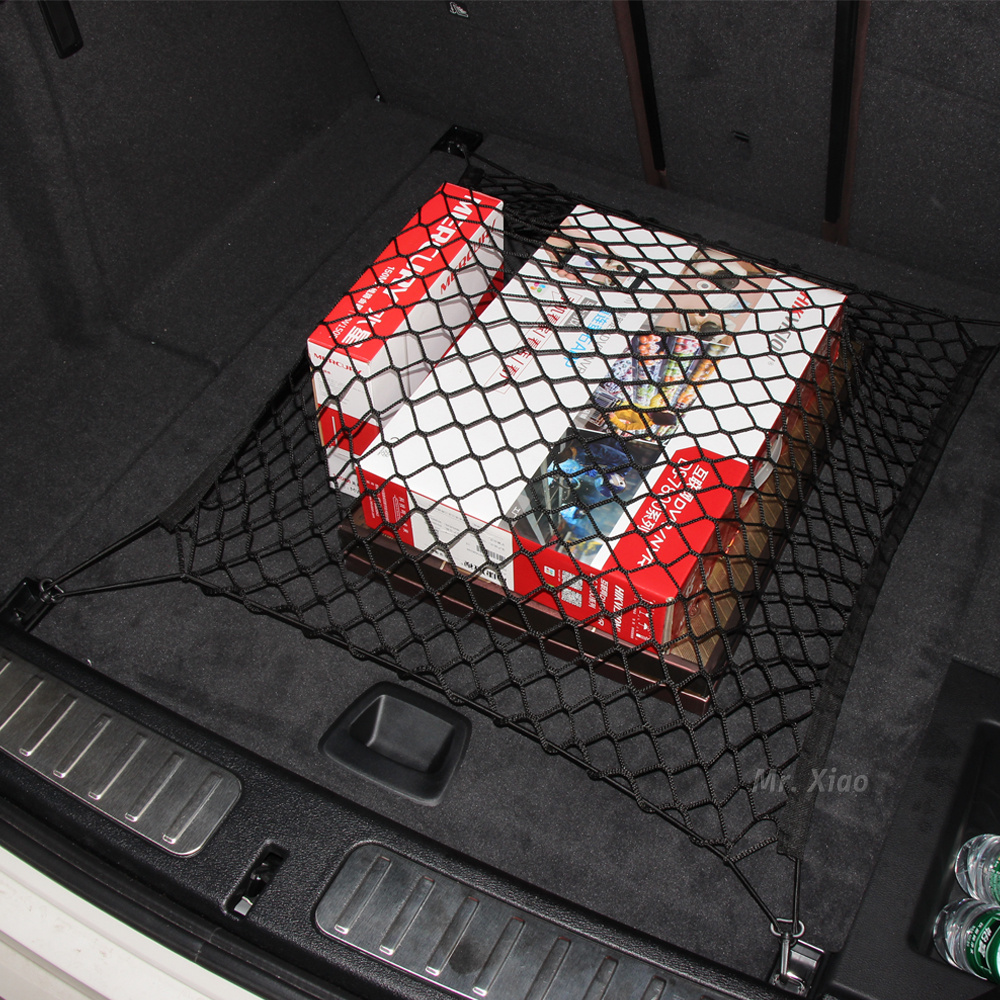 Universal Car Floor Style Trunk Cargo Net For HYUNDAI SANTA FE 2013 2014 2015 NEW(China (Mainland))
