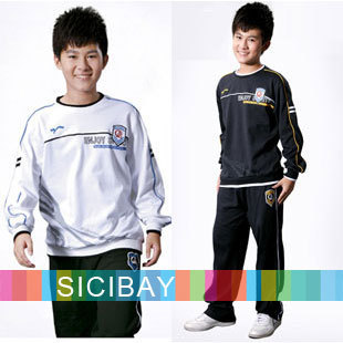 Spring Suits Boys Cotton Outfits Sports Sets Kids Fashion Casual Wear,Free Shipping  K0607