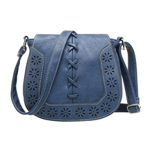 Buy TEXU Fashion Women Leather Handbags Retro Hollow Crossbody Shoulder Bag Hollow Lady Vintage Bag bags for $7.24 in AliExpress store