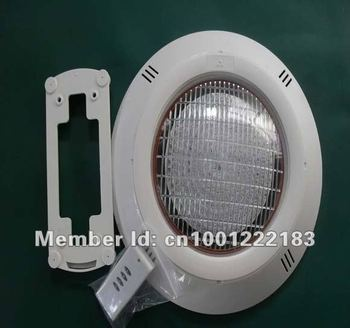 18W RGB led swimming pool light with remote controller, PC, waterproof