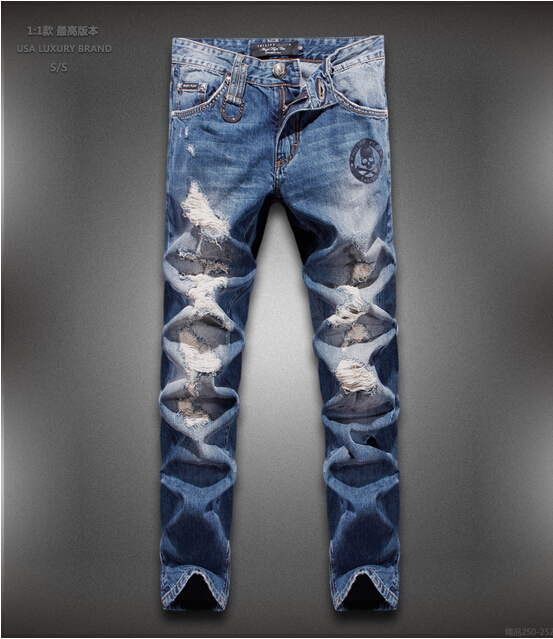 Free shipping 2014 New Arrival Mens Jeans Casual Straight Pants Men Slim Fit Elegant Classic Longs Mens Trousers 28-36 Одежда и ак�е��уары<br><br><br>Aliexpress