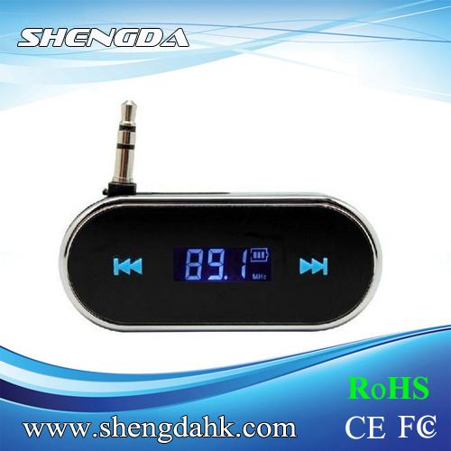 FI-316 Wireless Car LCD MP3 FM Radio Modulator Transmitter Mobile Phones - Shengda Electronics Technology Limited store