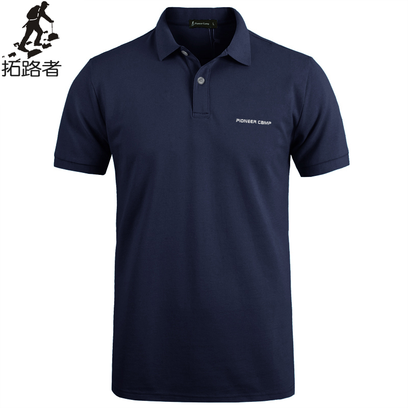 2015 new summer men collar polo shirt men clothing solid mens polo shirts business casual poloshirt cotton sportswear breathable(China (Mainland))
