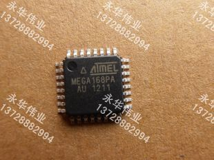 ATMEGA168PA - AU QFP32 home furnishings spot--YHWY2  -  Fashion Express co., LTD store