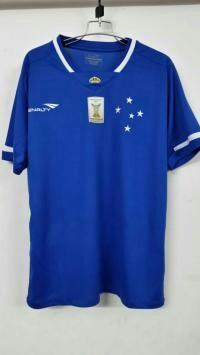1516 Cruzeiro home and away soccer jersey Thailand quality football E.RIBEIRO R.GOULART Nilton DEDE free shipping(China (Mainland))