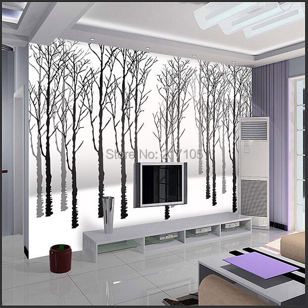 acheter personnalis 3d peintures murales de papier peint peintures murales pour. Black Bedroom Furniture Sets. Home Design Ideas