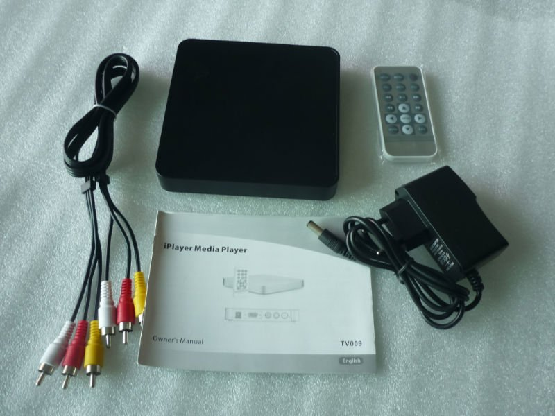 Free shipping!Adverting player box with VGA/AV out/ SD/MMC USB media player/TV Card player Auto play(Hong Kong)