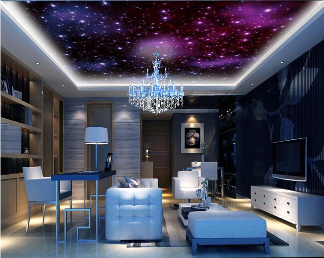 Decke Tapete Sternenhimmel : hohe Qualit?t Gro?handel tapete universum aus China tapete universum