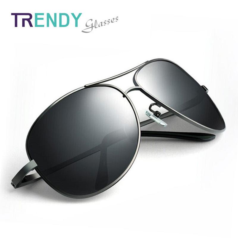 Mens polaroid sunglasses male night driver glasses oculos aviador lunettes polarized J02(China (Mainland))
