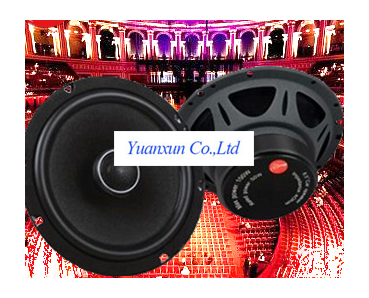 Car Audio nt600C coaxial 6.5-inch subwoofer dual 12 school deals(China (Mainland))