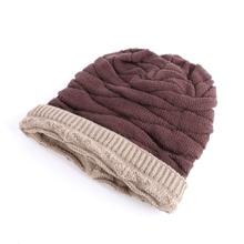 Men Womens Warm Winter Knit Beanie Skull Cap Hat Unisex Cashmere Hip-Hop New(China (Mainland))