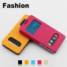 Buy HOMTOM HT3 case cover 5.0 inch PU case HOMTOM HT3 cover case Universal Window HOMTOM HT3 phone case for $4.49 in AliExpress store