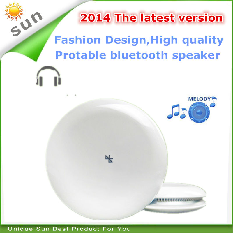 New 2014 china supplier mobile speaker caixa de som bluetooth best for enjoy your music box sound bluetooth free shipping(China (Mainland))