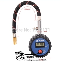 Buy Free New Universal Car Diagnostic tool Motorcycle Auto Digital Tire Gauge Tyre Air Pressure Meter Tool D-1965 for $12.98 in AliExpress store