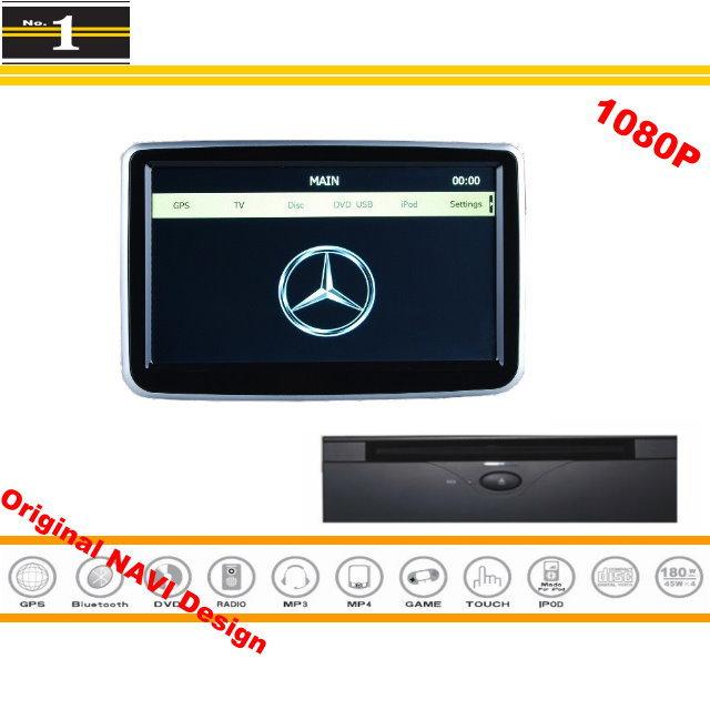 For Mercedes Benz A160 A180 A200 2012~2015 - Car Stereo Radio DVD Player GPS NAVI HD Screen System (Original NAVI Design)(China (Mainland))
