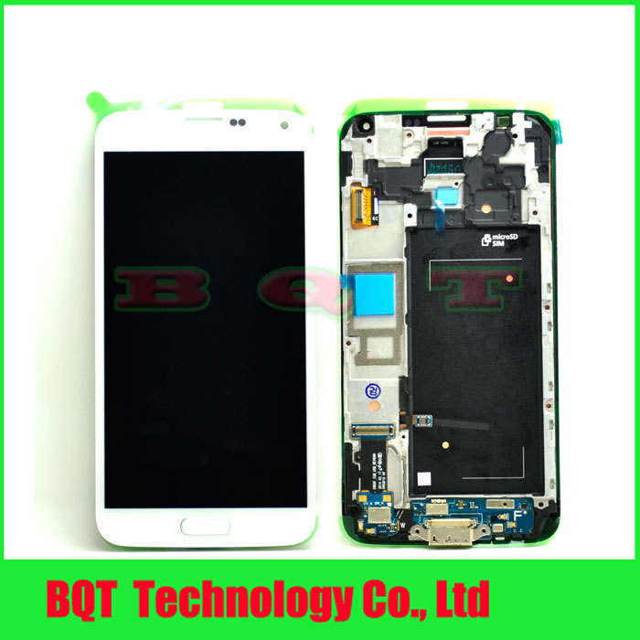 Здесь можно купить  Replacement lcds for Samsung Galaxy A5 A500 lcd display screen digitizer with frame with charger flex cable with adhesive  Телефоны и Телекоммуникации