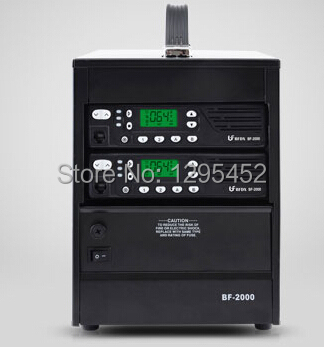 Repeater Beifeng BFDX BF-2000 VHF/UHF 25Watts 99 Channel Two-way Radio Power Base Repeater with Duplexer(China (Mainland))