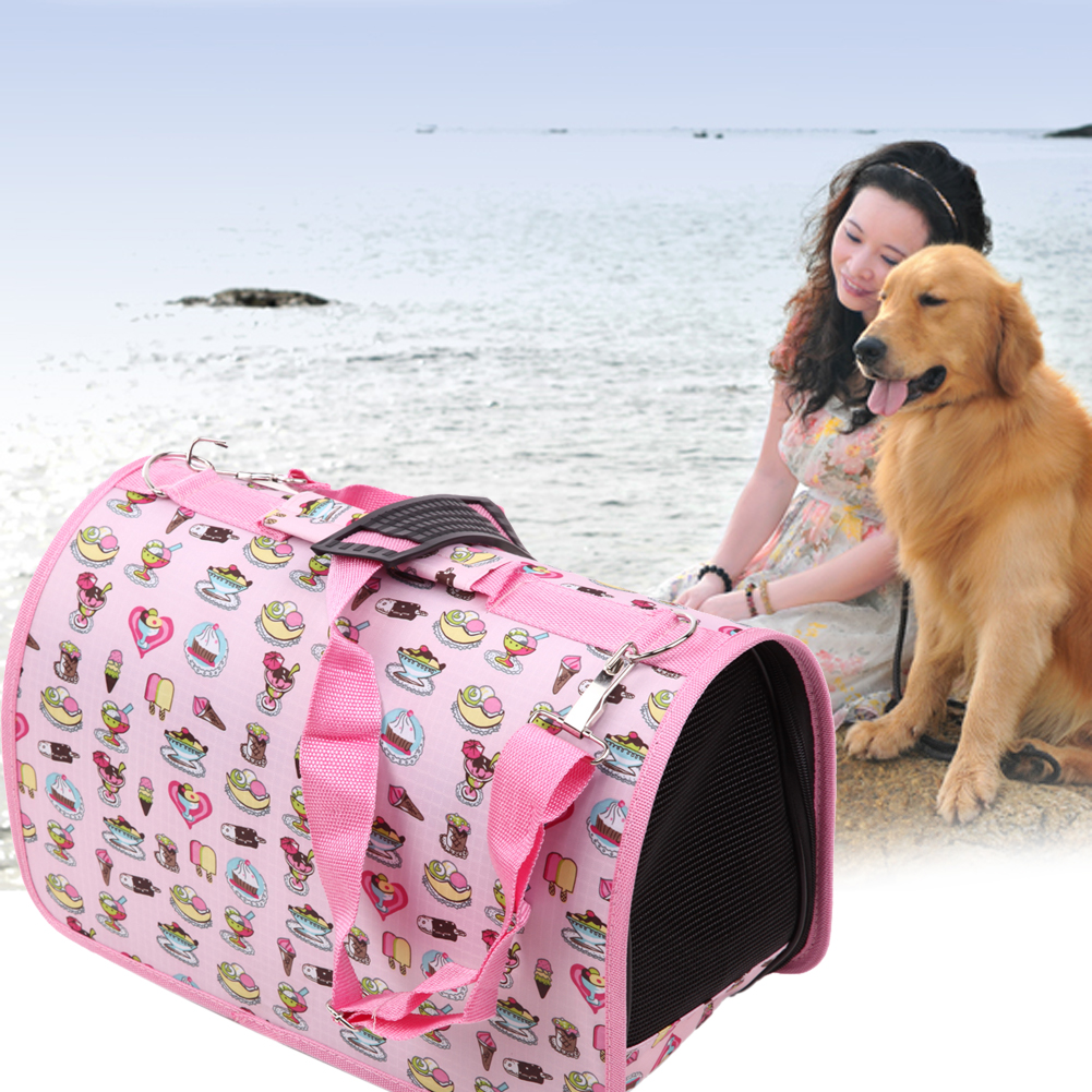 ASLT Portable Travel Tote Shoulder Pet Puppy Dog Cat Crate Pet Carrier House Kennel Cage Dog Bag Free Shipping(China (Mainland))